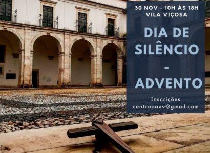 30 de Novembro: Dia de Silêncio – ADVENTO decorre em Vila Viçosa