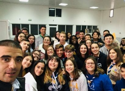 "Projecto ""Say yes"" na Arquidiocese de Évora"