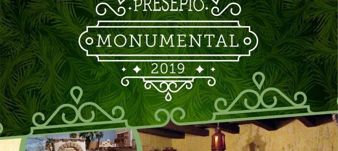 Presépio Monumental patente no Mosteiro das Concepcionistas de Campo Maior