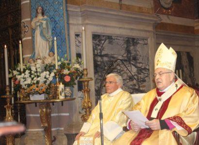 Catedral de Évora: Homilia na Solenidade da Imaculada Conceição da Virgem Santa Maria