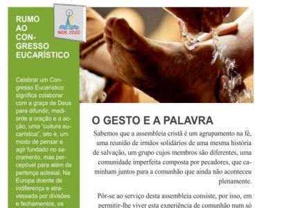 23 de Fevereiro/Liturgia: Subsídios para a celebração do Domingo VII do Tempo Comum