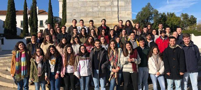 Convívio Fraterno 1395 congregou mais de meia centena jovens em Vila Viçosa