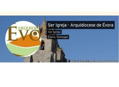 Continuidade do programa Ser Igreja da Arquidiocese de Évora
