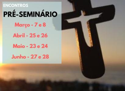 De Março a Junho: Encontros do Pré-Seminário da Arquidiocese de Évora