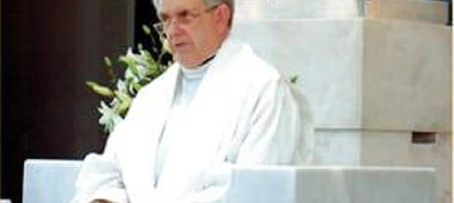 19 de Fevereiro: Missa por alma do Pe. Dr. António Cardigos em Évora