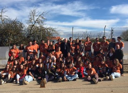 "60 jovens do projecto  ""Missão País"" animaram Sousel"
