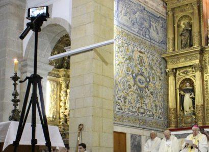 Arquidiocese de Évora: Celebrações ONLINE