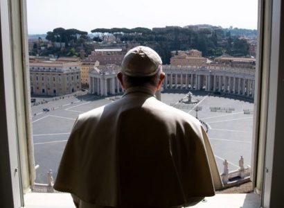 A Palavra ao nosso Arcebispo: Sexta-feira, dia 27, às 17h, todos unidos ao Papa Francisco em oração