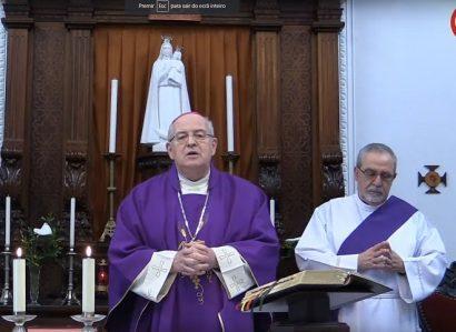 Às 18h15, deste Domingo, acompanhe a Adoração, Vésperas e Eucaristia presididas pelo Arcebispo de Évora
