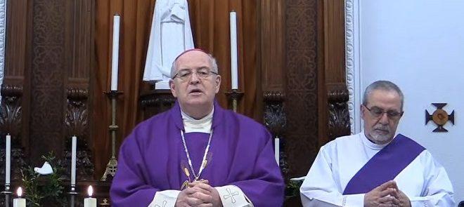 Às 19h, desta sexta-feira, acompanhe a Eucaristia presidida pelo Arcebispo de Évora