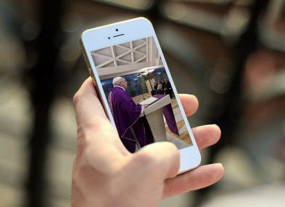 Vídeo do Papa Francisco – Dezembro 2020