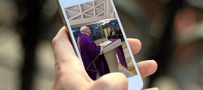 Vídeo do Papa de Novembro de 2020: A inteligência artificial – Rede Mundial de Oração