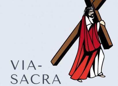 3 de Abril, às 21h30: Via Sacra com transmissão em directo no Facebook