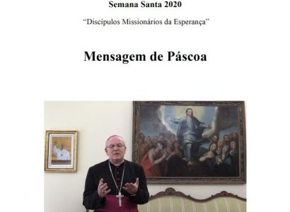 Arcebispo de Évora: Mensagem de Páscoa a todo o Povo de Deus
