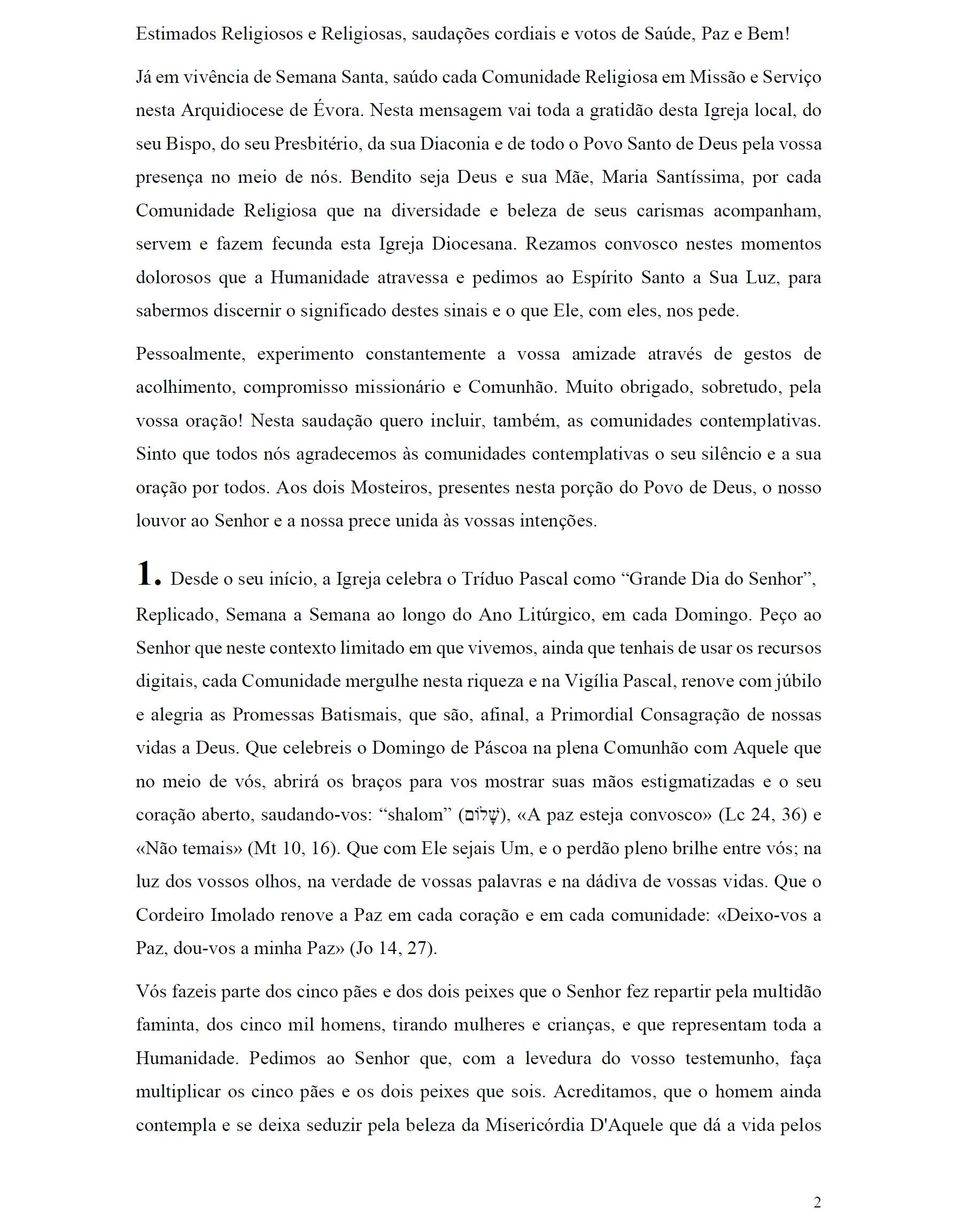 4 - Carta às comunidades religiosas 03_04_2020_2