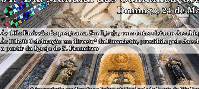 Reveja a Eucaristia da Solenidade da Ascensão, presidida pelo Arcebispo de Évora