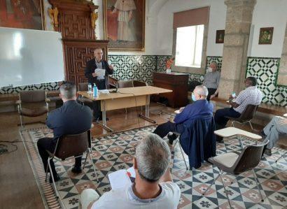 7 a 10 de Julho: Retiro do Clero no Seminário de Évora (com fotos)