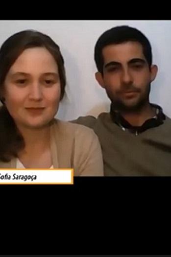 Vocações: À Conversa com o Casal Sofia e Gonçalo Saragoça