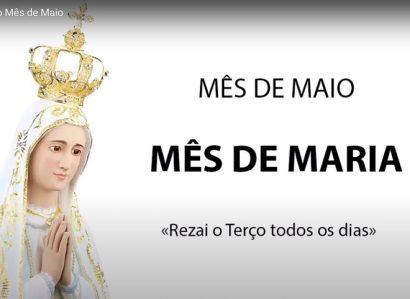 Reze com Arcebispo de Évora a Oração do Papa Francisco para o Mês de Maio