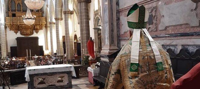 Arcebispo de Évora celebrou Eucaristias Dominicais em Vila Boim e Elvas