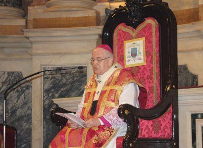 Solenidade de Pentecostes 2020: Homilia do Arcebispo de Évora