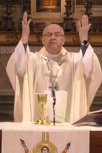 Reveja a Eucaristia da Sexta-Feira da semana VI da Páscoa