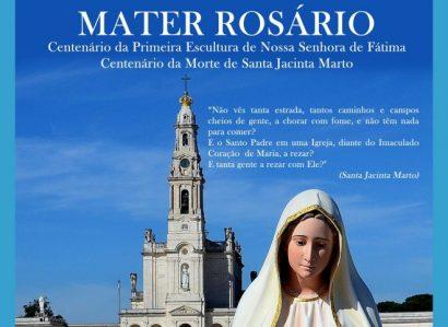 20 de Junho: Reveja o momento de oração Mater Rosário, que decorreu em Montargil
