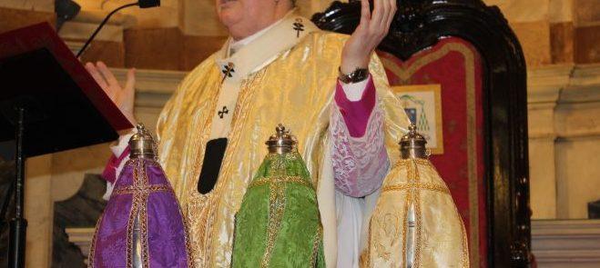Évora: Arquidiocese viveu dia de festa com os padres e diáconos, últimos a ficar quando tudo fecha portas