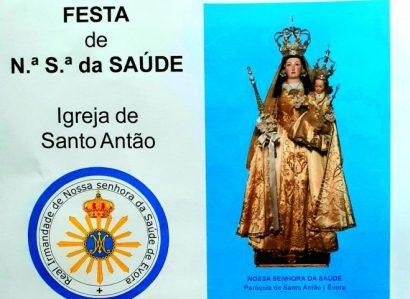 Reveja a Eucaristia oferecida a Nossa Senhora da Saúde pelo fim da pandemia