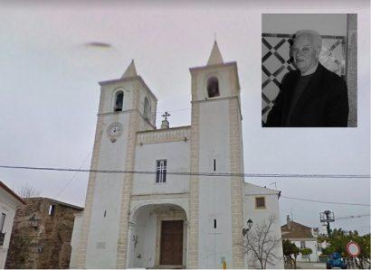 12 de Julho, 18h, em Aviz: Arcebispo de Évora preside a Solene Concelebração de agradecimento pelo dom da vida do P. Francisco Pacheco Alves