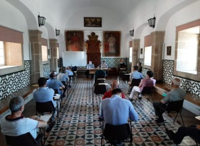 Conselho Presbiteral  da Arquidiocese  de Évora prepara o próximo Plano Pastoral