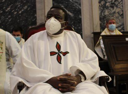 Jubileu Sacerdotal – 25 Anos de Sacerdócio: Testemunho do P. José Mombo Lelo