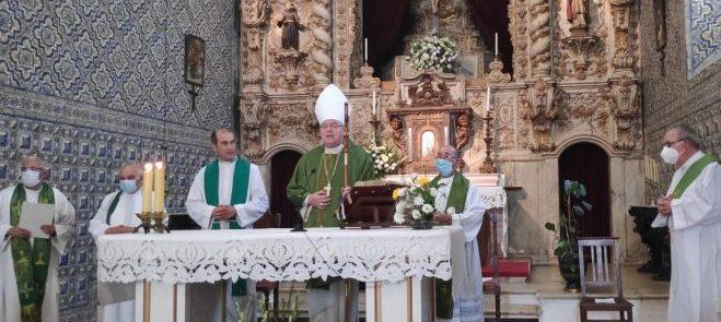Arcebispo de Évora presidiu a Solene Concelebração em Aviz
