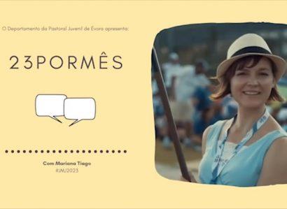 """23 de Outubro: Jovens de Évora lançam novo episódio da rubrica mensal """"23PORMÊS"""""""