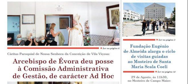 """Revista de Imprensa: Edição do jornal """"a defesa"""" – 12 de Agosto de 2020"""