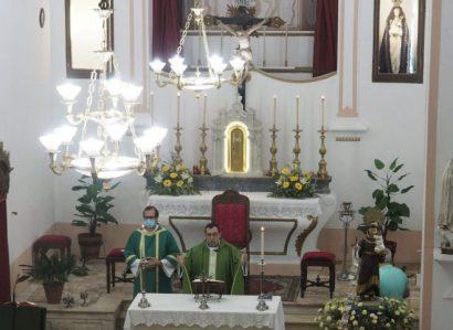 Imagem de Santo António  percorreu as ruas de Terrugem
