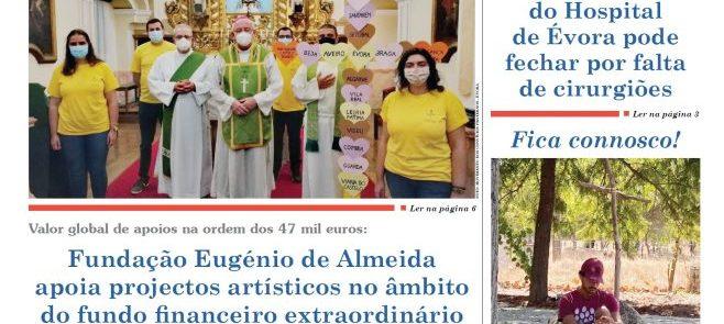 """Revista de Imprensa: Capa do jornal """"a defesa"""" – 9 de Setembro de 2020"""