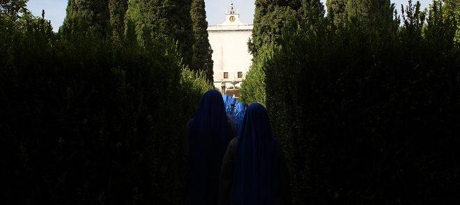 Irmãs Servidoras do Senhor e da Virgem de Matará visitaram a Cartuxa de Évora