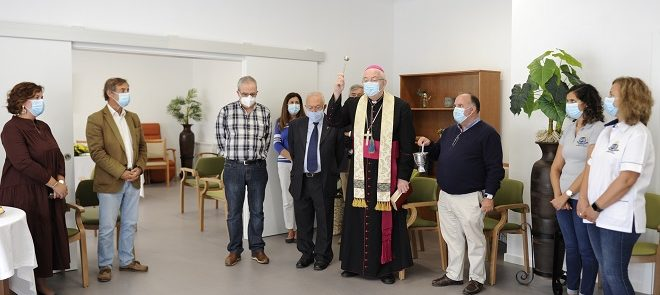 Santa Casa da Misericórdia de Azaruja: Ampliação da Estrutura  Residencial para Pessoas Idosas