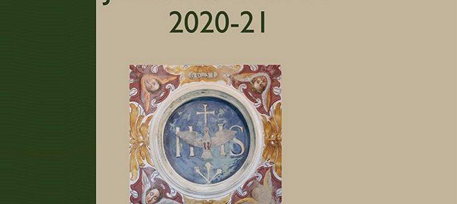 Atividades dos Jesuítas em Évora de outubro de 2020 a janeiro de 2021