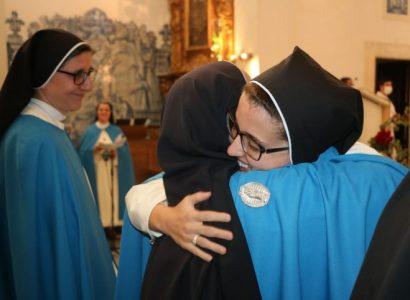 4 de Outubro: Profissão Solene de Soror Maria do Carmo em Campo Maior – Reveja a transmissão