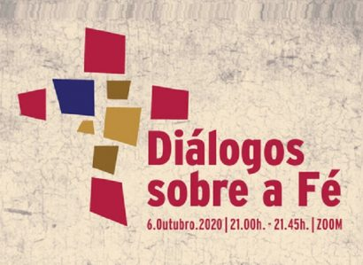 REVEJA A TRANSMISSÃO – 6 de Outubro – Diálogos sobre a Fé: A Igreja  em tempo de Pandemia