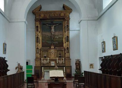 7 de março, às 17h30: O Arcebispo de Évora preside à Eucaristia dominical na Cartuxa de Évora