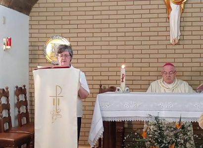14 de Março: Arcebispo de Évora celebrou a Eucaristia dominical com as Servas da Santa Igreja