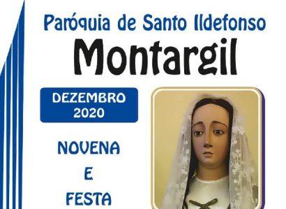 Montargil: Novena da Imaculada Conceição (29 de novembro a 7 de dezembro)