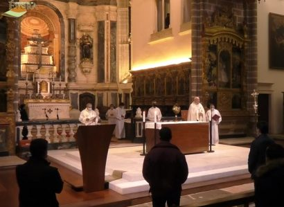 5 de Novembro: Vigília de Oração pelas Vocações Sacerdotais, presidida pelo Arcebispo de Évora