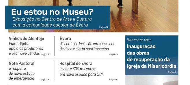 """Revista de Imprensa: Edição do jornal """"a defesa"""" – 18 de Novembro de 2020"""