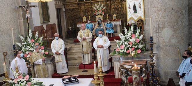 Eucaristia oferecida a Nossa Senhora da Saúde pelo fim da pandemia – Reveja a transmissão