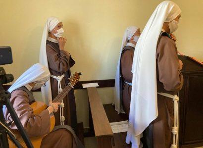 Arcebispo de Évora presidiu à Eucaristia na Capela de Cabeção da Fraternidade Arca de Maria