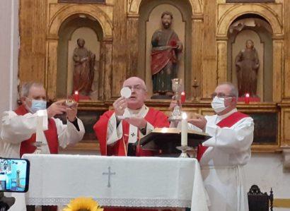 27 de Outubro: Eucaristia dos Mártires Padroeiros de Évora – S. Vicente, Sta. Sabina e Sta. Cristeta